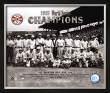 1918 Red Sox World Series Champions Framed Photographic Print