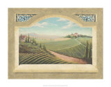 Vineyard Window I Giclee Print by Joelle McIntyre