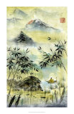 Having Visited Qui Baishi Prints by Nan Rae
