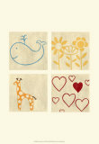 Best Friends Forever III Prints by Chariklia Zarris