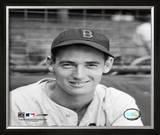 Ted Williams - Portrait Framed Photographic Print