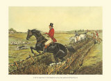 The English Hunt IV Posters by Henry Alken