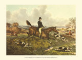 The English Hunt VII Poster by Henry Alken