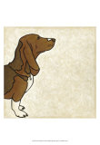 Good Dog II Print by Chariklia Zarris