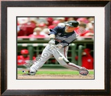 Nate McLouth Framed Photographic Print