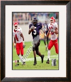 LaDainian Tomlinson Texas Christian University 2000 Framed Photographic Print