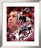 Martin Brodeur - Portrait Plus 2004 ©Photofile Framed Photographic Print