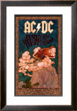 AC/DC at the Pacific Coliseum, 1991 Art by Bob Masse