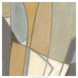 Structured Abstract I Giclee Print by Norman Wyatt Jr.
