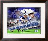 Peyton Manning Framed Photographic Print