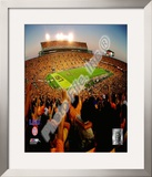 Tiger Stadium Louisiana State University Tigers 2008 Framed Photographic Print