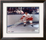 Gordie Howe Framed Photographic Print