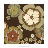 Neutral Sari II Giclee Print by Erica J. Vess