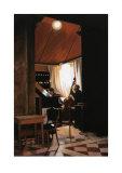 A Little Night Music, Florian, Venice Posters par Alexandra Gardner