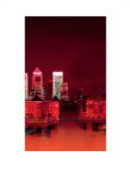 Canary Wharf Prints by Christopher Farrell