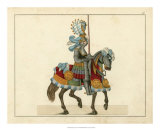 Knights in Armour I Giclee Print by  Kottenkamp