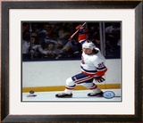 Mike Bossy Framed Photographic Print