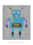 Take Me to your Leader I Prints by Chariklia Zarris