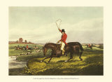 The English Hunt VIII Prints by Henry Thomas Alken