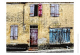 Weathered Doorway VIII Prints by Colby Chester