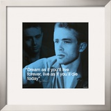 James Dean Print
