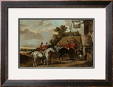 English Hunting Scenes II Posters by William Joseph Shayer