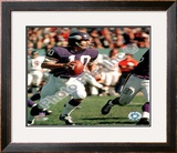 Fran Tarkenton Framed Photographic Print