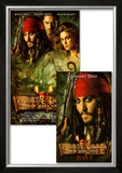 Pirates Of The Caribbean- Dead Man&#39;s Chest Prints