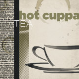 Hot Cuppa Tea Prints by Tandi Venter