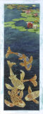Koi Illusion II Giclee Print by Chariklia Zarris