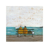 Picnic Time Approacheth Print by Sam Toft