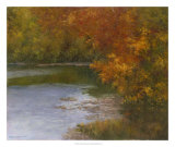 Rivershade Giclee Print by Mary Jean Weber