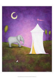 Midnight Rendezvous Prints by Shari Beaubien