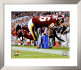 Clinton Portis Framed Photographic Print