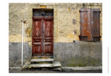 Weathered Doorway IV Prints by Colby Chester