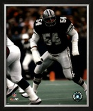 Randy White - Game Action Framed Photographic Print