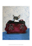 Chihuahua Purse Posters by Carol Dillon