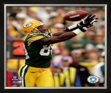 Donald Driver Framed Photographic Print