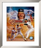 Dennis Eckersley - Legends Series ©Photofile Framed Photographic Print