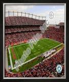 Invesco Field @ Mile High 2008 Framed Photographic Print