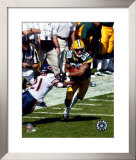 Robert Ferguson  '04/'05 running action ©Photofile Framed Photographic Print
