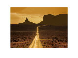 Monument Valley, Arizona Posters by Michael Busselle