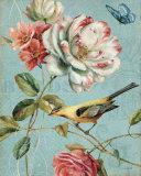 Spring Romance I Affiches par Lisa Audit