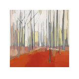 Charlotte Evans - Italian Trees I Umělecké plakáty