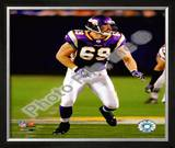 Jared Allen 2008 Framed Photographic Print