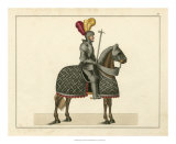 Knights in Armour III Giclee Print by  Kottenkamp