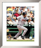 Lance Berkman Framed Photographic Print