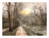 The Path Giclee Print