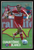 MLS Cuauhtemoc Blanco Posters