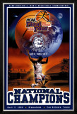 UCONN - 2004 NCAA Men&#39;s Div. 1 National Champions Prints
